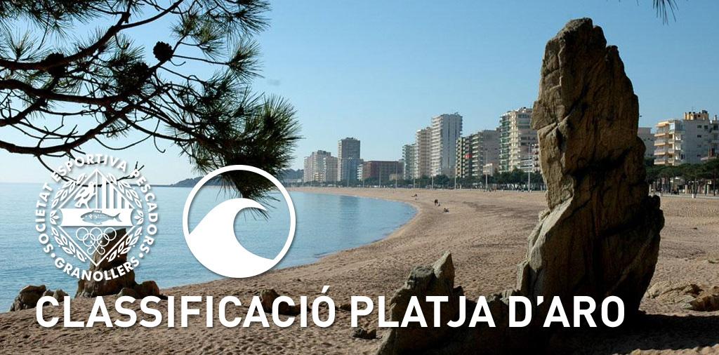 CLASSIFICACIÓ PLATJA D'ARO
